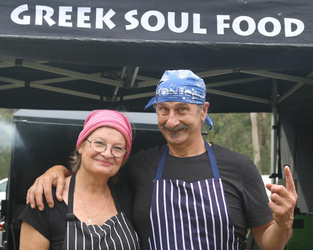 Greek Soul Food