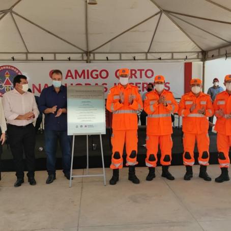CBMMG amplia presença no território mineiro inaugurando unidade na cidade de João Pinheiro
