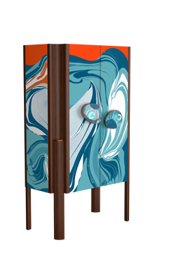 Meyhane Waves Cabinet