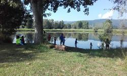 Pêche centre de loisirs