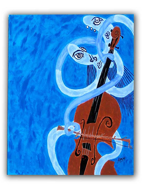 Blue Soloist