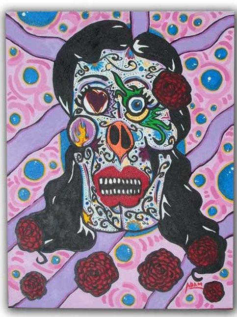 Reina De Los Muertos