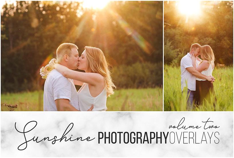Sunshine Photography Overlays Vol.2