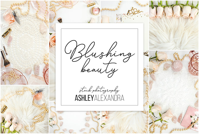 The Blushing Beauty Photo Bundle