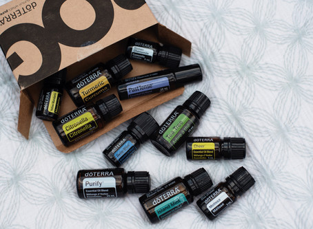 I got my oils, now what? | Summer doTERRA BOGOs