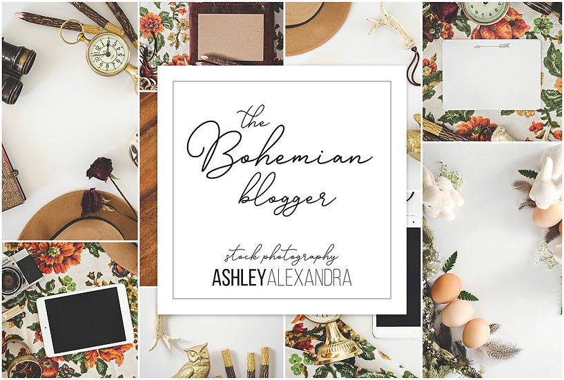 The Bohemian Blogger Photo Bundle