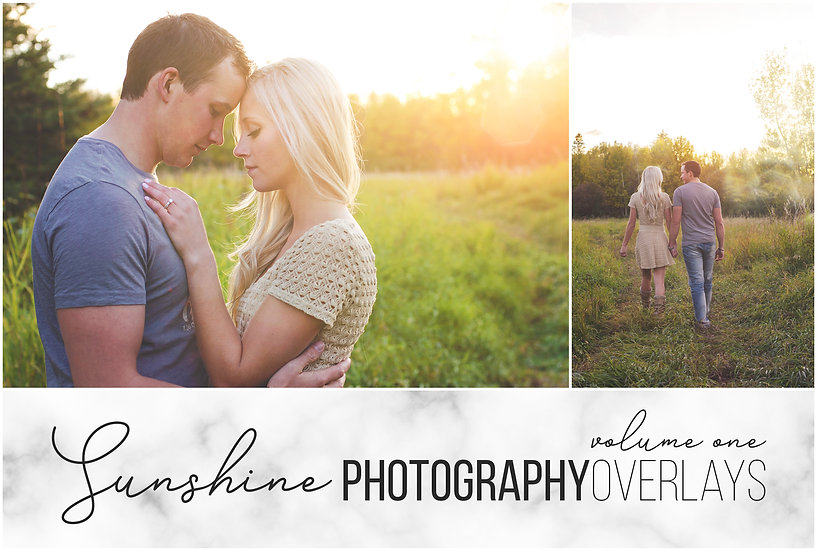 Sunshine Photography Overlays Vol.1