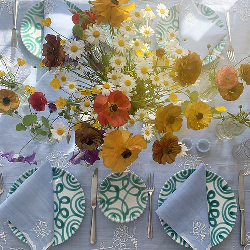 Hollywood Kids Tablescape