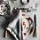 Thumbnail: Art Deco Phoenix Tablescape Set for 4