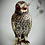 Thumbnail: Silver Owl Sugar Shaker Figurine