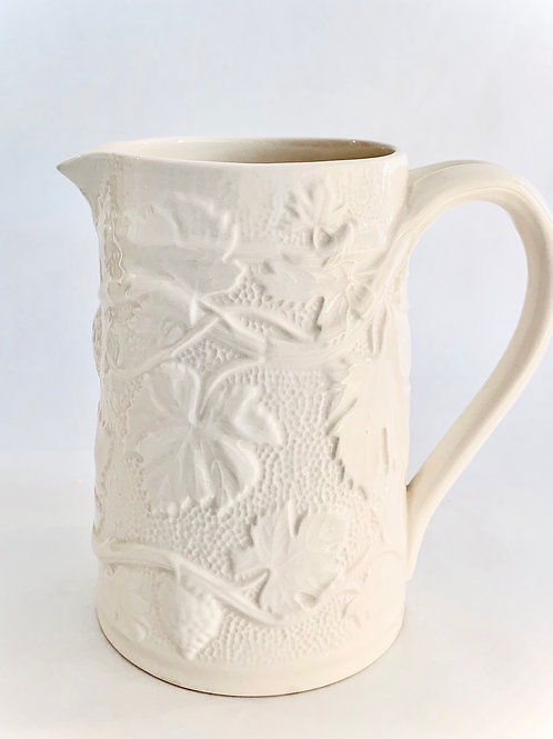 Antique Spode Creamware Pitcher