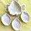 Thumbnail: Antique Wedgwood Trinket Bowl