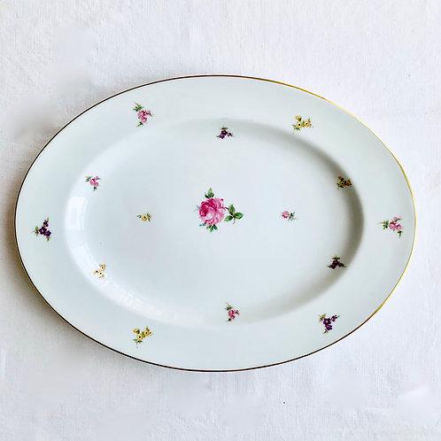 Rosenthal Posies Porcelain Platter