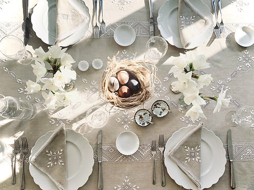 Upstate Tablescape