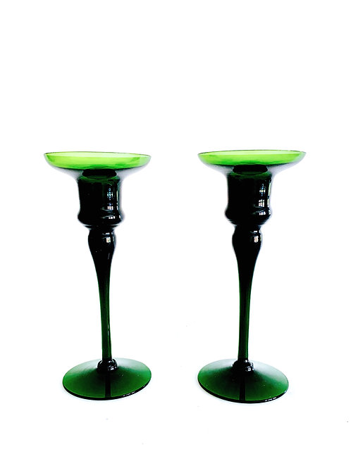 Evergreen Candlesticks