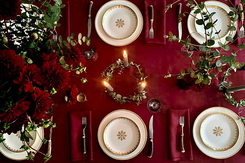 Wuthering Heights Tablescape