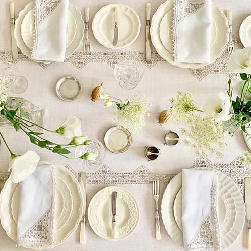 Pale Harvest Tablescape