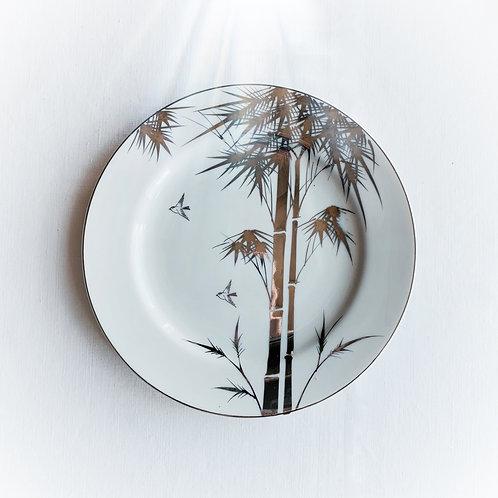 Roxy Canape Plates