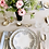 Thumbnail: Deco Coral Tablescape for 4