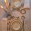 Thumbnail: Venetian Candlesticks, Set of 2