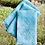 Thumbnail: Minty set of Handmade- Embroidered Hand Towels