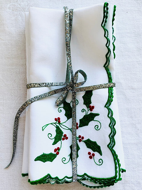 Marghab Holly Napkins