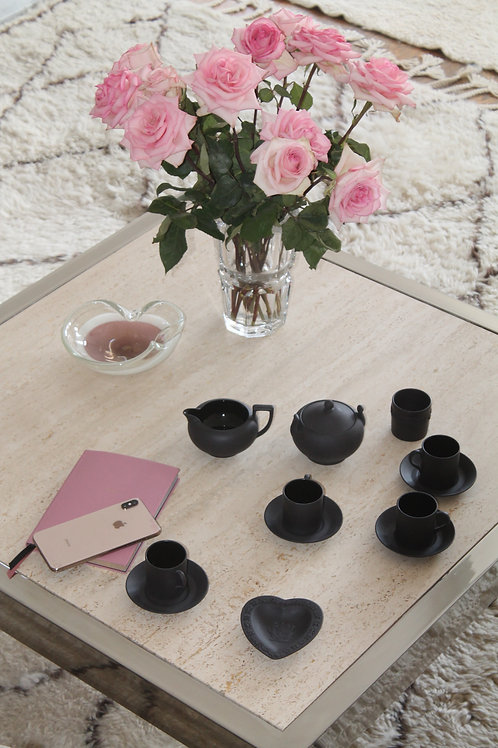 Coffee Time Tablescape