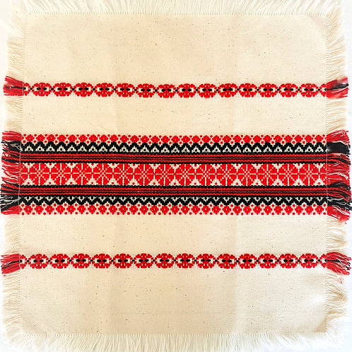 Rustic Napkins (Red)