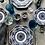 Thumbnail: Blue Moon Tablescape