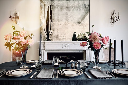 The Marquis Tablescape
