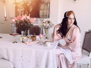 Lockdown Love Story : A Vintage Valentine   Breakfast  Party
