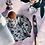 Thumbnail: Rose Chintz Snack Plates