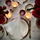 Thumbnail: Vintage Valentines Curated Dinner and Dessert Plates for 2