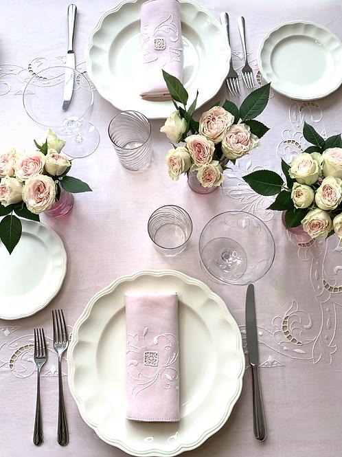 Spring Romance Tablescape