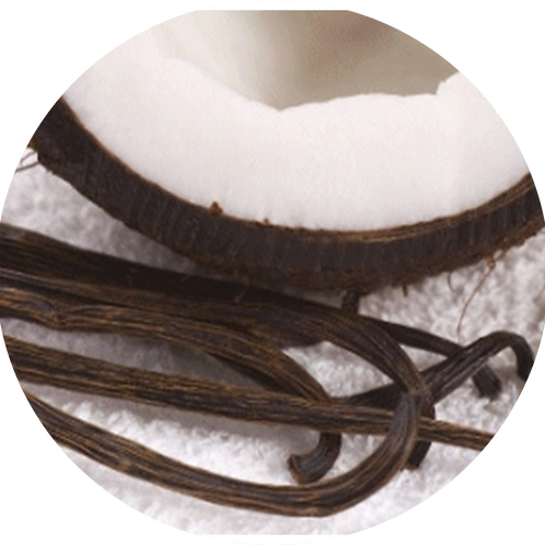Kokos-vanila