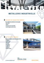Métallerie industrielle