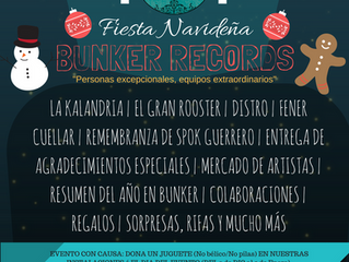 Fiesta Navideña: Bunker Records