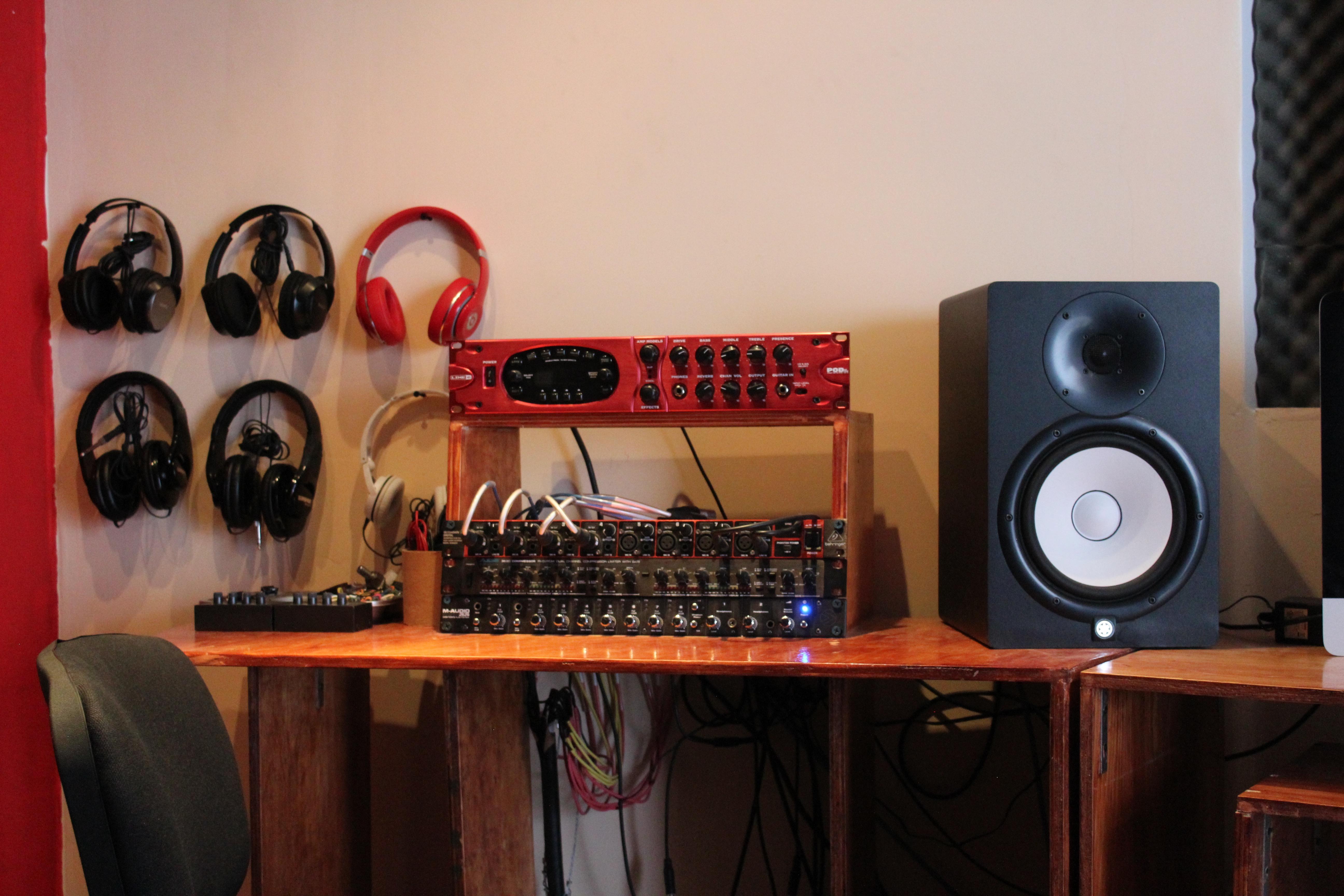 Procesadores de Audio e Interfaz