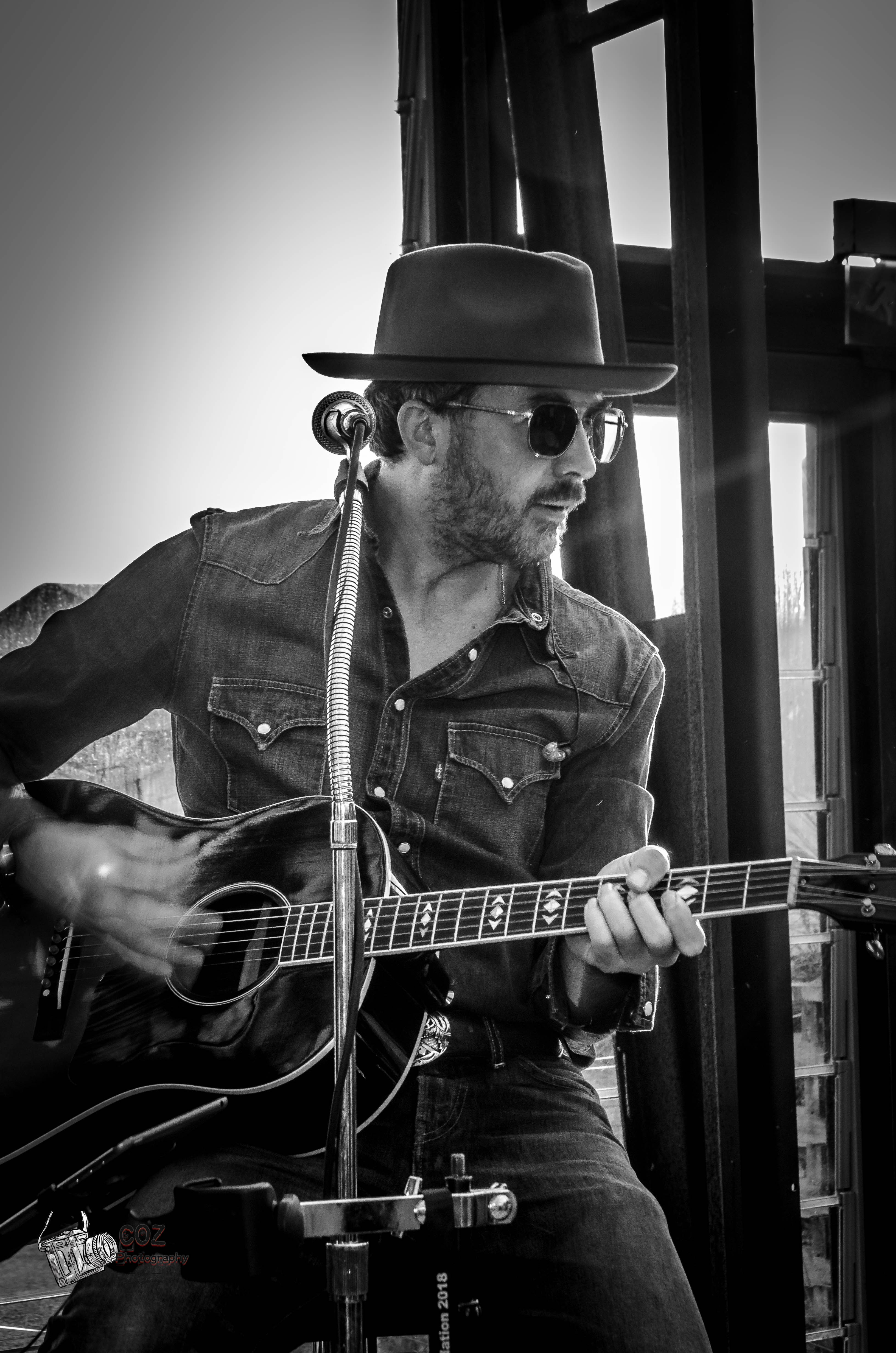 Nick Aaron & Nashville Exile-8