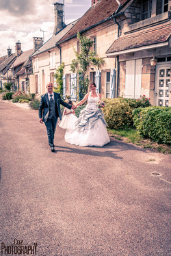 Mariage Annabelle & Vincent - Couple & k