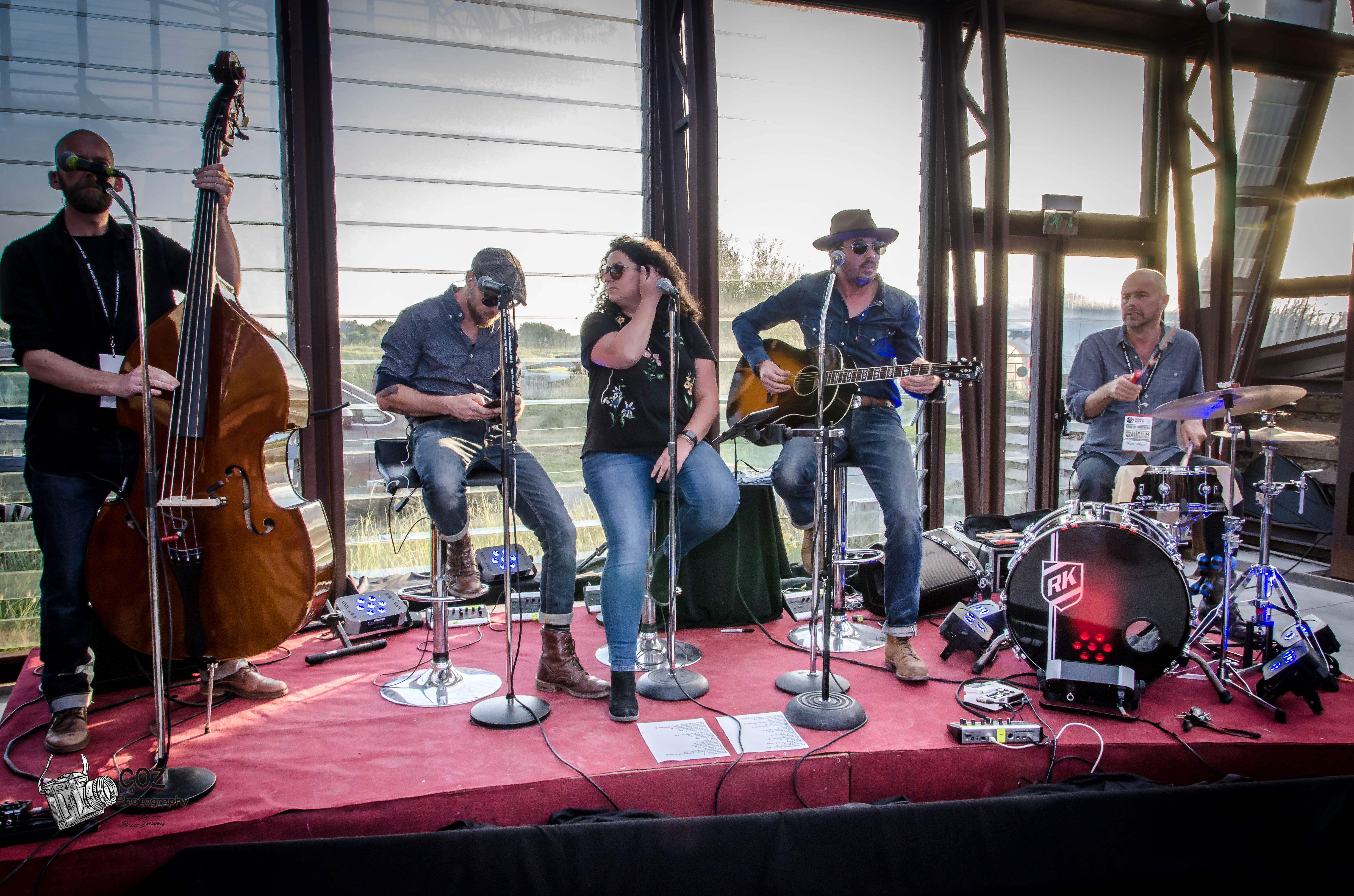 Nick Aaron & Nashville Exile-4