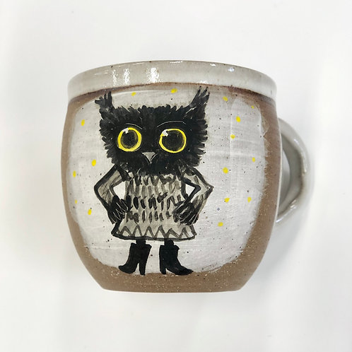 I Am an OWL 🦉