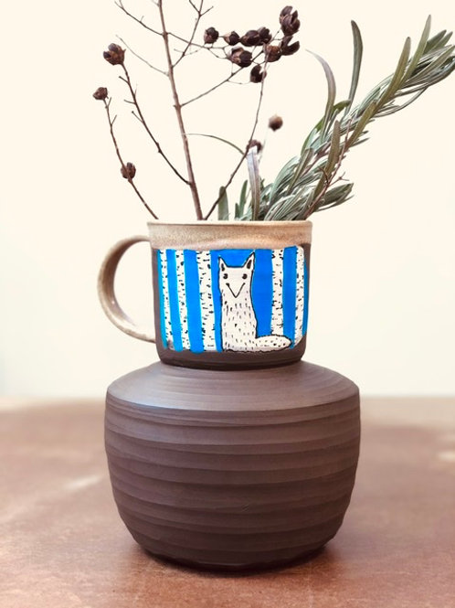 Mug-looking Vase
