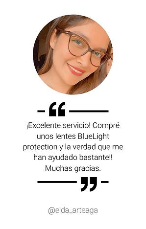 Lentes Blue Light Protection