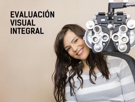 ¿Qué es una Evaluación Visual Integral?