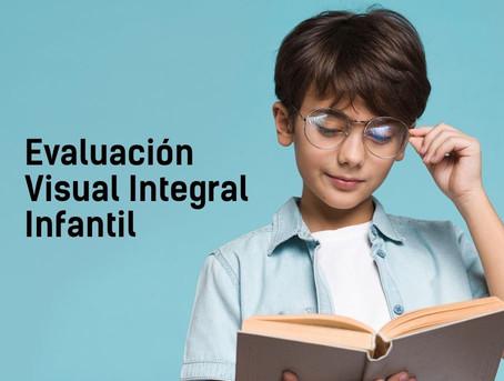 Evaluación Visual Integral Infantil