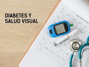 La diabetes y la salud visual.