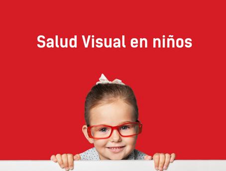 Salud visual en niños