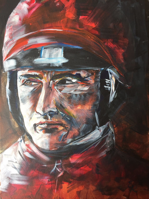 Red Jockey (2014)