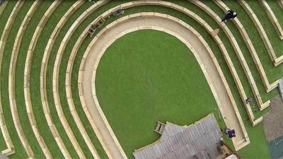 The amphitheatre - enhancing your audience engagement.